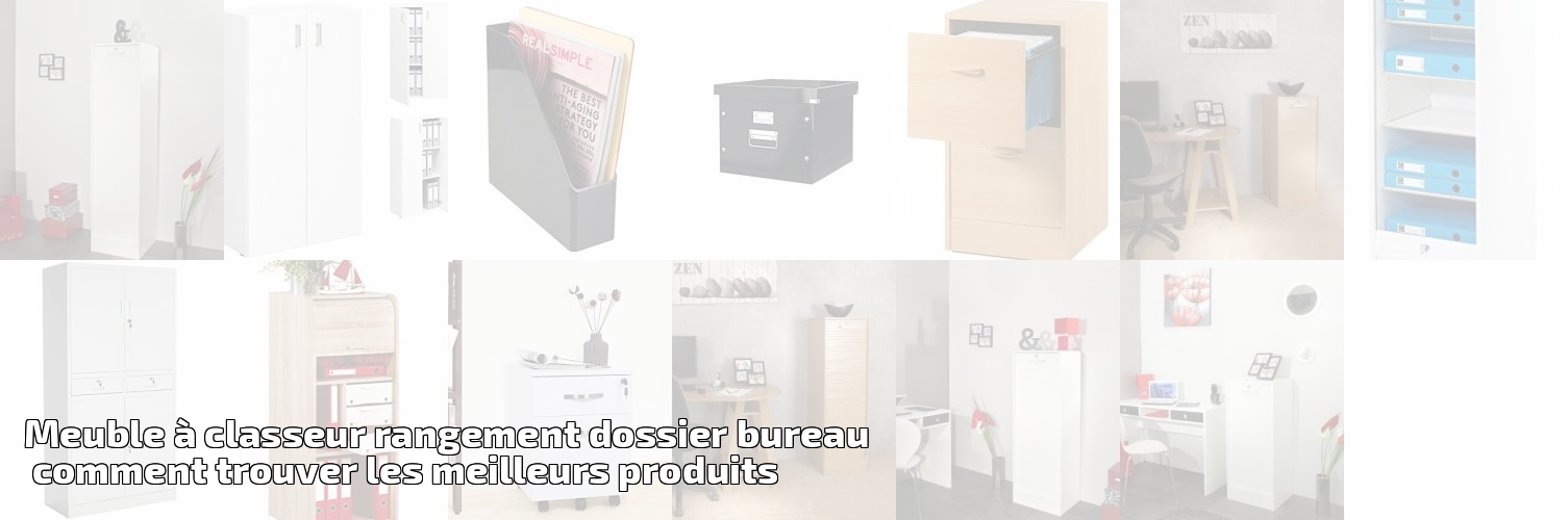 meuble classeur rangement dossier bureau comment trouver. Black Bedroom Furniture Sets. Home Design Ideas