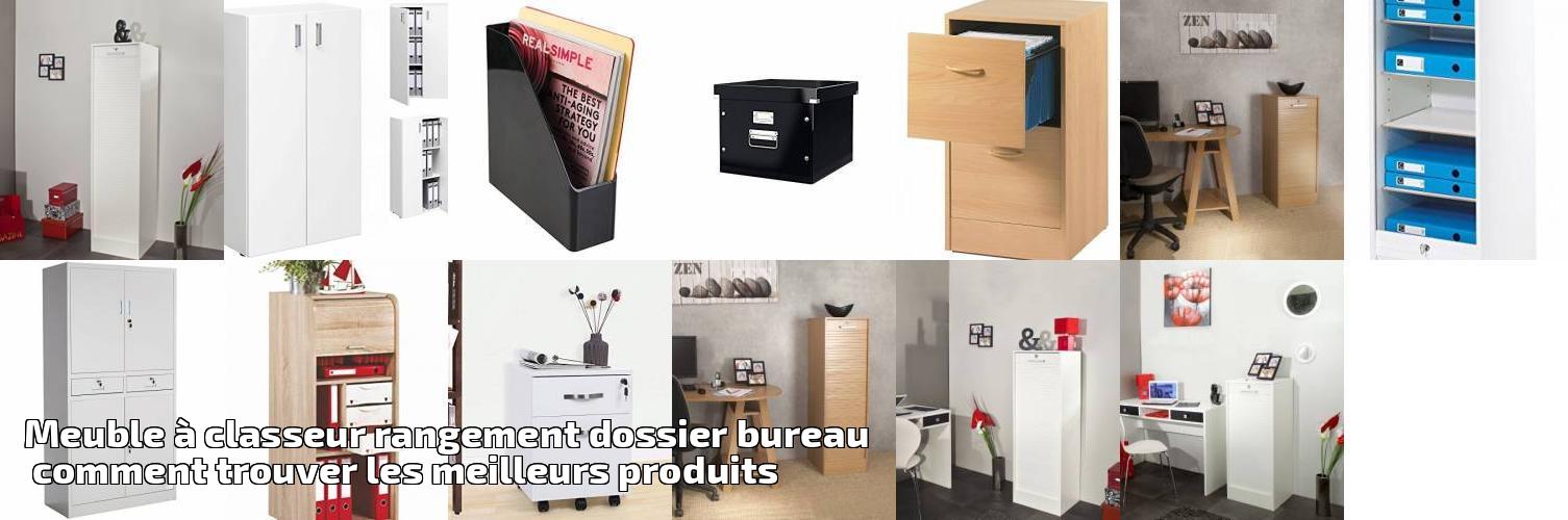 meuble classeur rangement dossier bureau comment trouver les meilleurs produits pour 2018. Black Bedroom Furniture Sets. Home Design Ideas