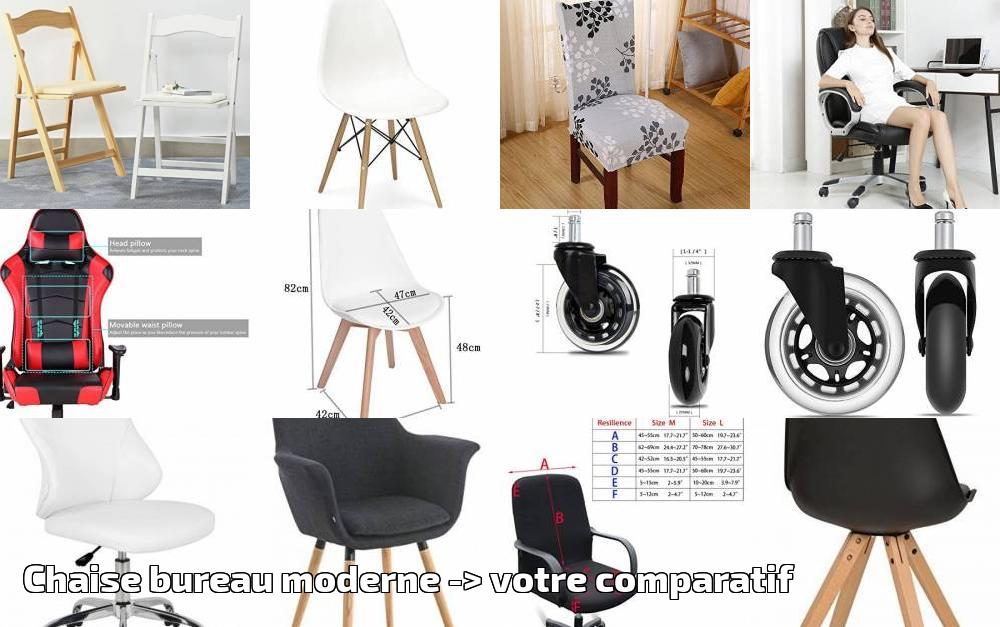 Pour Chaise Votre ComparatifMeubles Bureau De Moderne 2019gt; 67vfgyYb