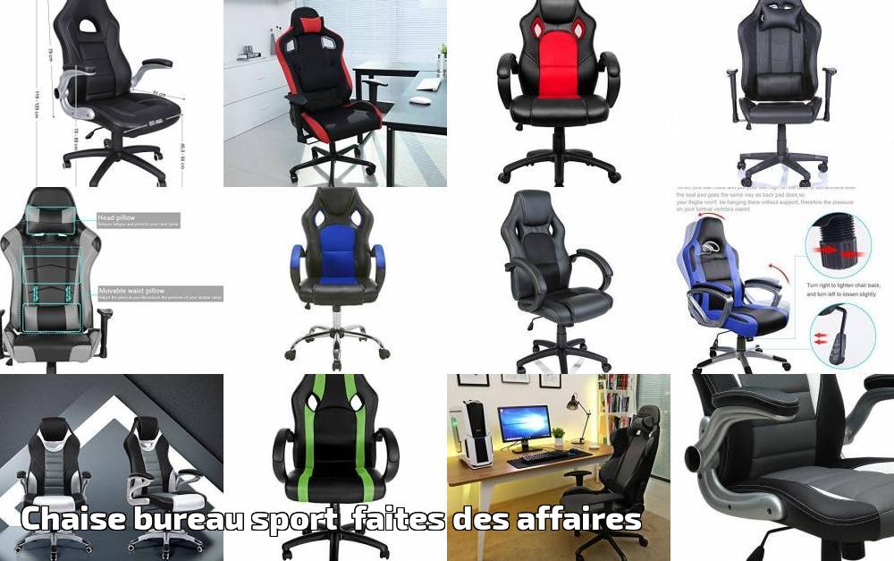 Chaise Des Pour Faites De Sport Affaires Bureau 2019Meubles 9IH2DWYE